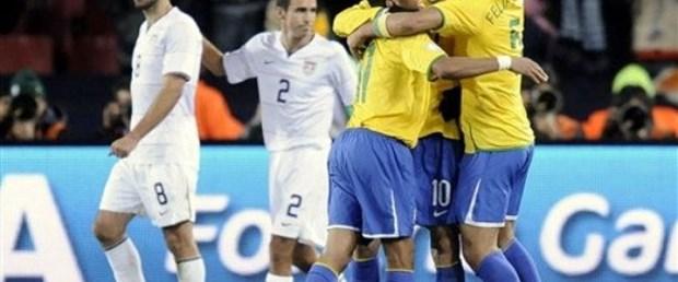 Brezilya zirveyi bırakmadı