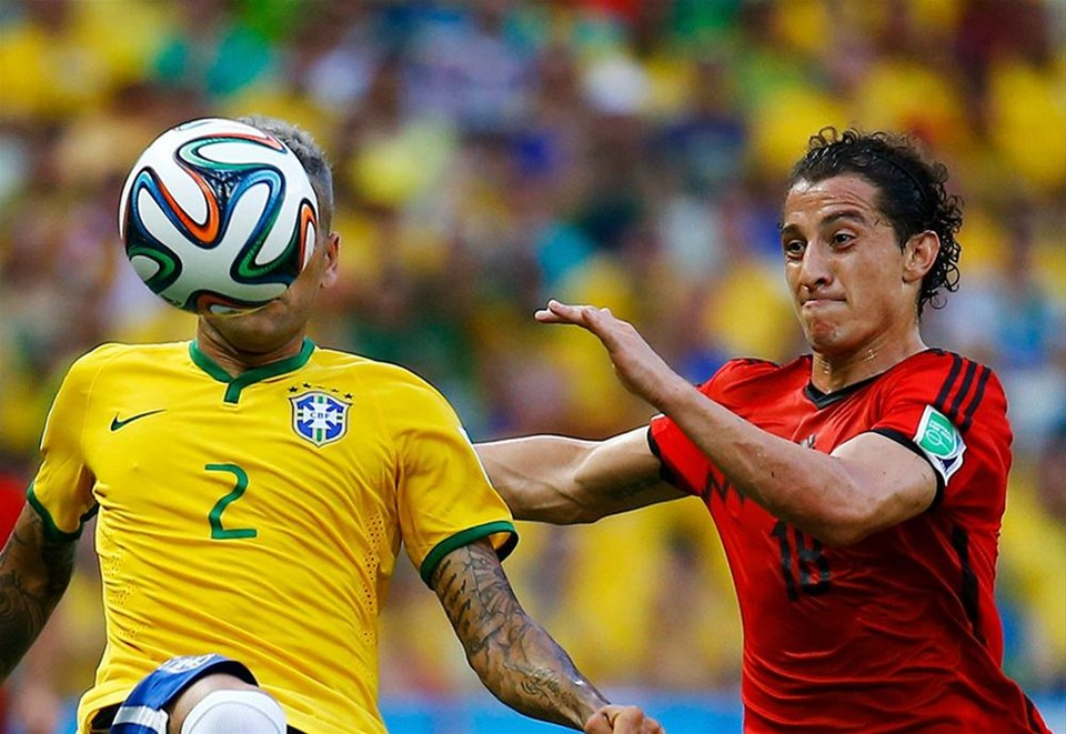 Brezilya'ya Ochoa freni