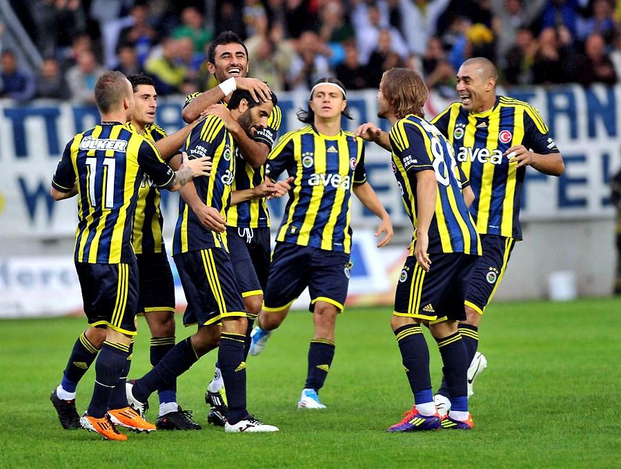 Brüksel'de şampiyon Fenerbahçe
