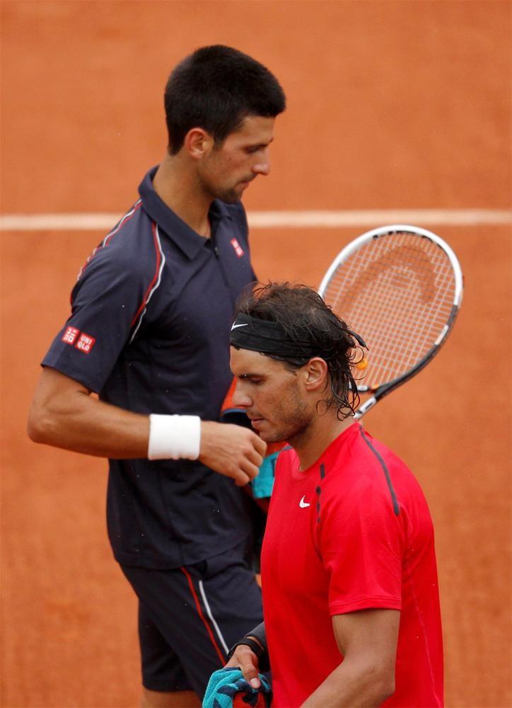 Bugün Nadal önde yarın...
