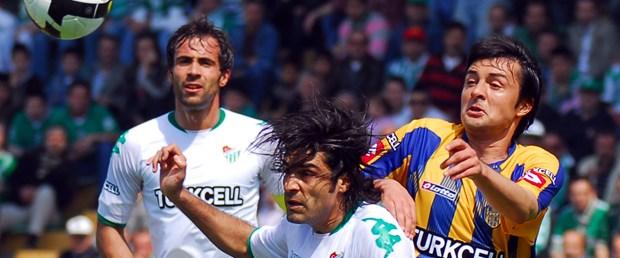 Bursaspor dolu dizgin: 2-0
