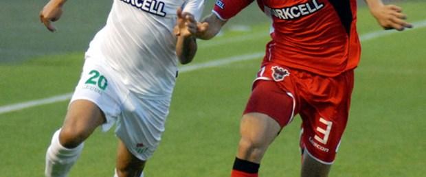 Bursaspor harakiri yaptı: 2-2