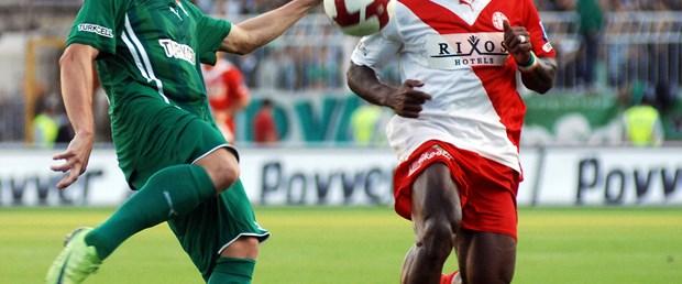 Bursaspor vites küçülttü: 1-1