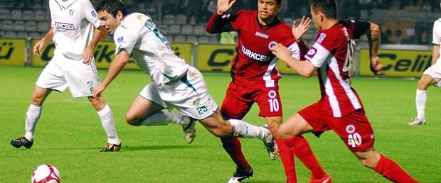 Bursaspor'a 'Gençler' çelmesi: 1-2