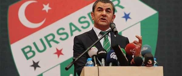 Bursaspor'da Körüstan dönemi