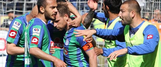 Ç.Rizespor ve K.Erciyesspor Süper Lig'de