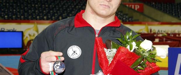 Çakıroğlu gümüş madalya kazandı