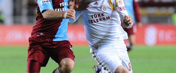 Caner'in Galatasaray'daki ilk golü