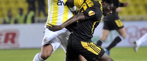 Carlos tamam Fenerbahçe devam: 1-0