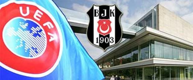 CAS'tan Beşiktaş'ın cezasına onama