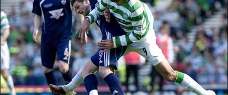 Celtic şoke oldu