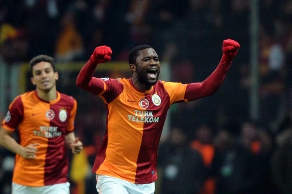 Aurelien Chedjou (Galatasaray)