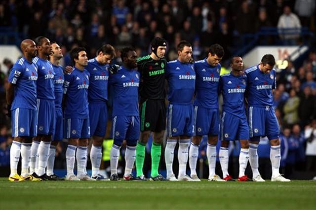 Chelsea: 1 - M.United: 0