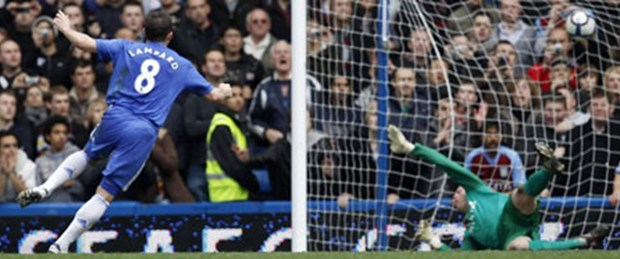 Chelsea'den 7 gollük şov