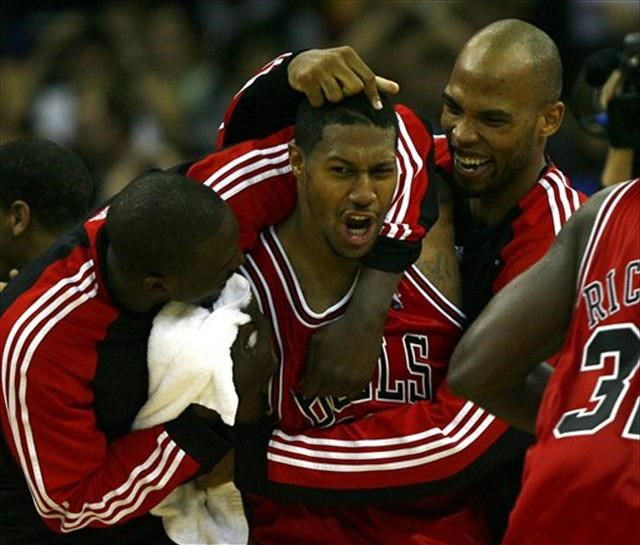 Chicago Bulls - Utah Jazz