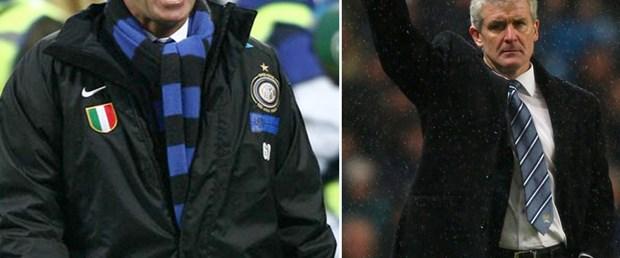 City'de Hughes gitti, Mancini geldi
