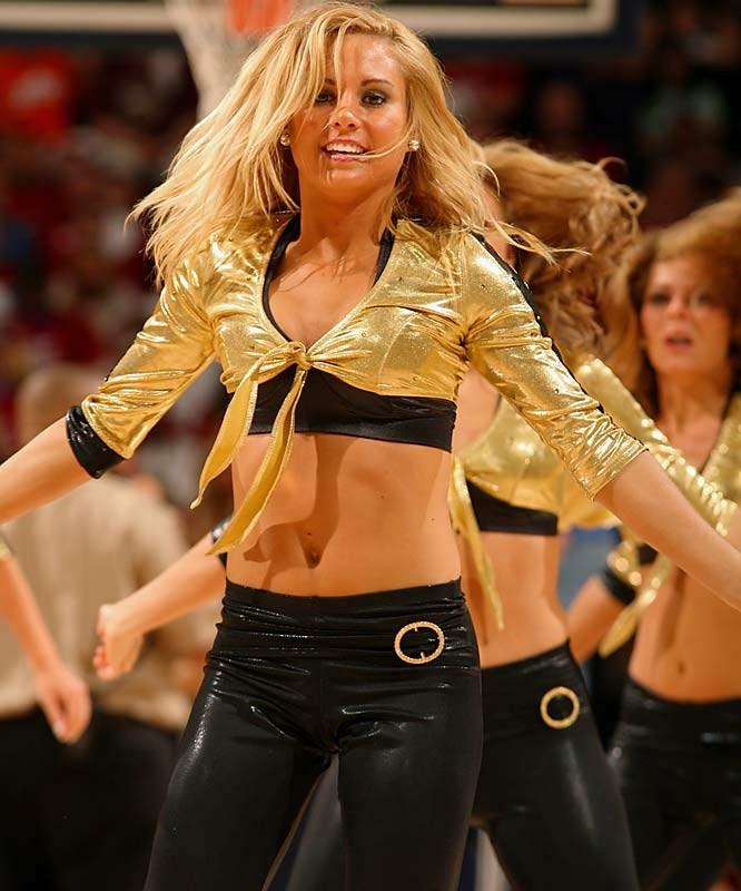 Cleveland Cavaliers Dancers