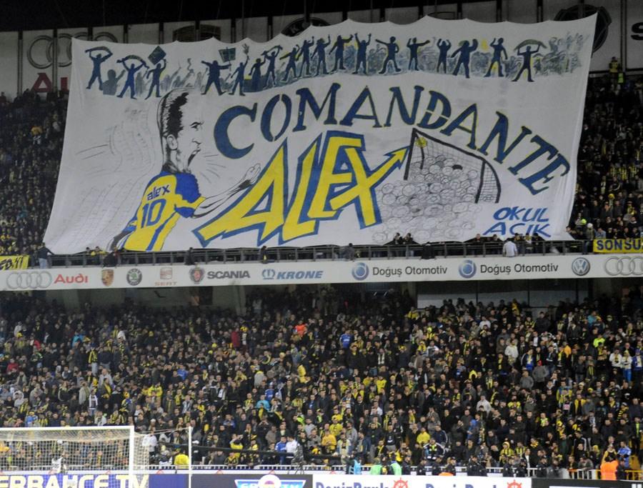 'Comandante' Alex