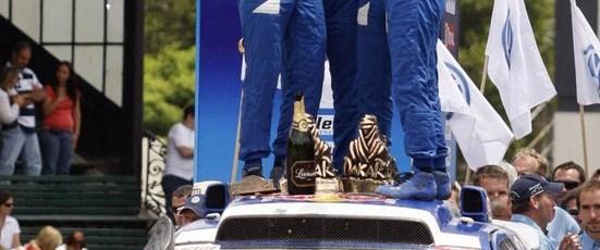 Dakar Rallisi'nde gözler Volkswagen'de