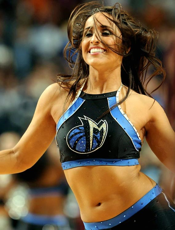 Dallas Mavs Dancers