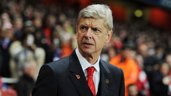 'Defol git Wenger'