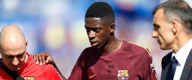 Dembele'den Dortmund'a fatura 10 milyon euro