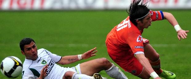 Denizlispor ikinci yarıda açıldı: 0-2