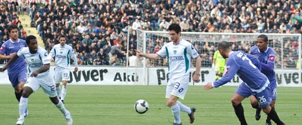 Denizlispor ile Hacettepe puanları paylaştı: 0-0