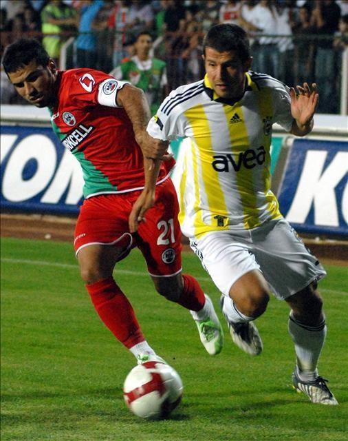 Diyarbakırspor: 1 Fenerbahçe: 3