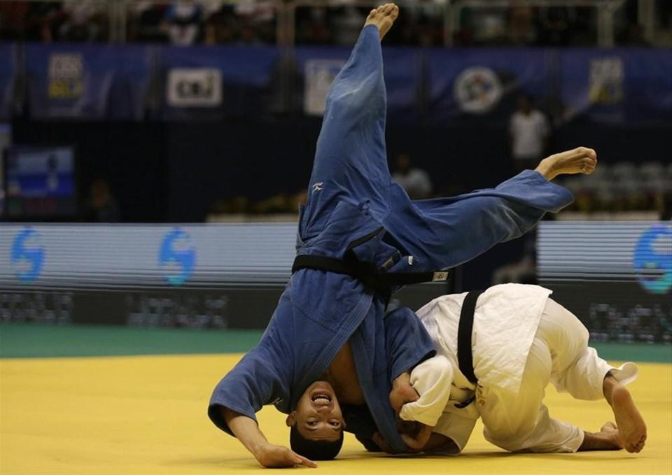 Dünya Judo Şampiyonası başladı