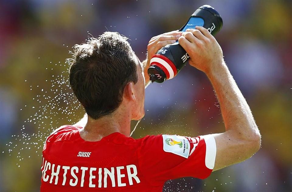 Dünya Kupası'nda su molası zorunlu oldu