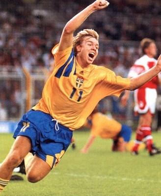 100. Tomas Brolin -İsveç