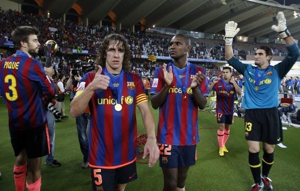 Dünyanın en büyüğü Barça