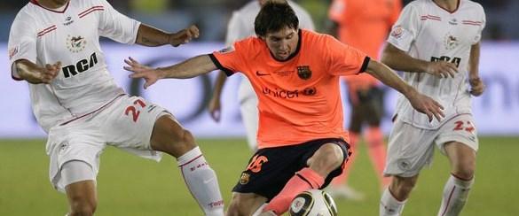 Dünyanın en büyüğü Barcelona: 2-1
