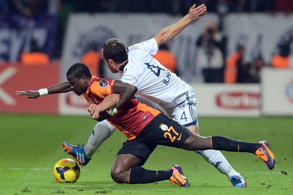 Eboue en az iki maç yok