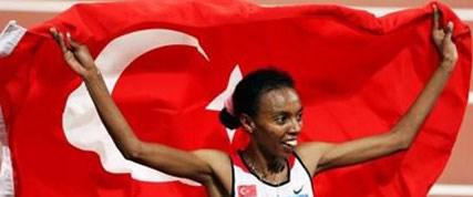 Elvan'dan Türkiye rekoru