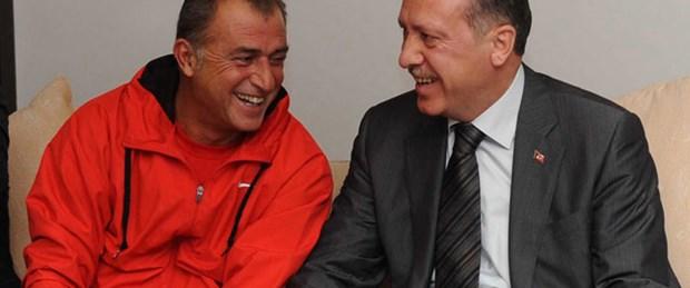 Erdoğan'dan Terim'e tebrik telefonu