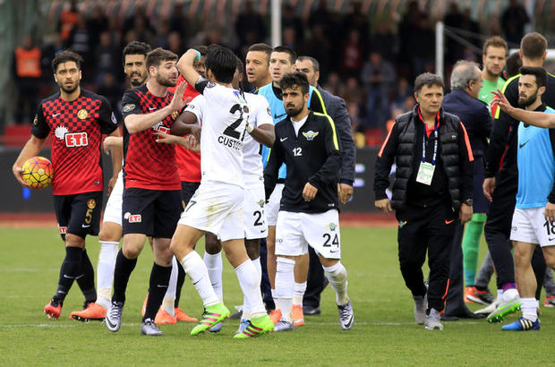 Eskişehirspor 3–3 Akhisar Belediyespor