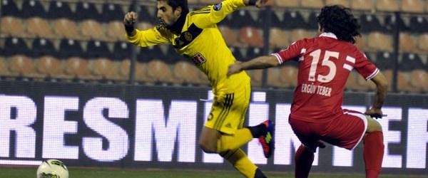 Eskişehirspor galibiyeti hatırladı