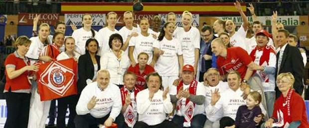 Euroleague bayanlarda zafer S.Moskova'nın