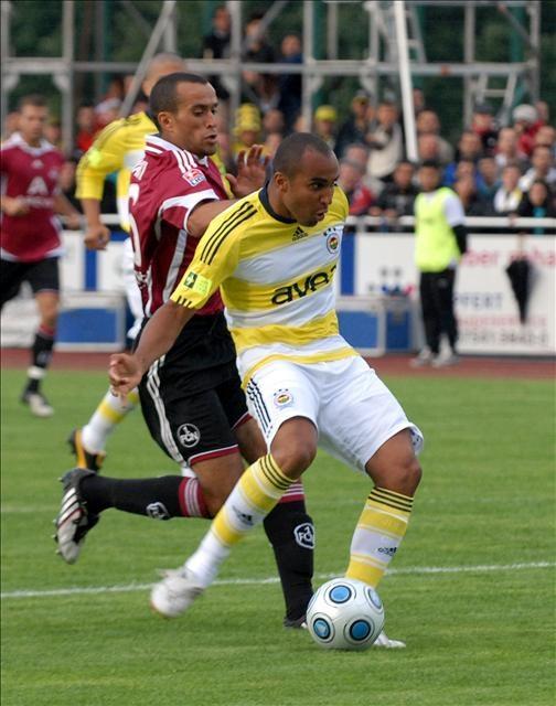 F.Bahçe-Nürnberg hazırlık maçı