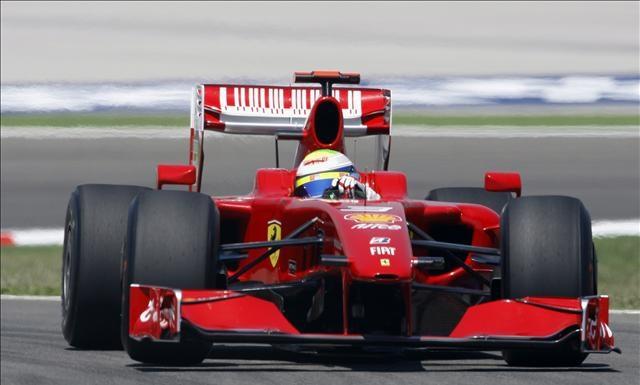 F1 Türkiye Grand Prix'si sıralama turları