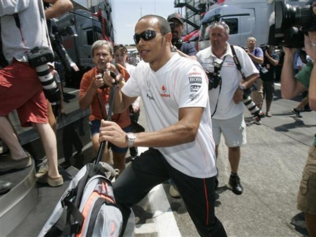 F1'in son yıldızı