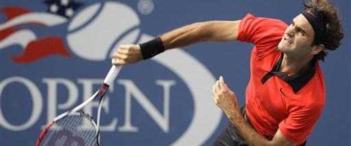 Federer ve Soderling çeyrek finalde