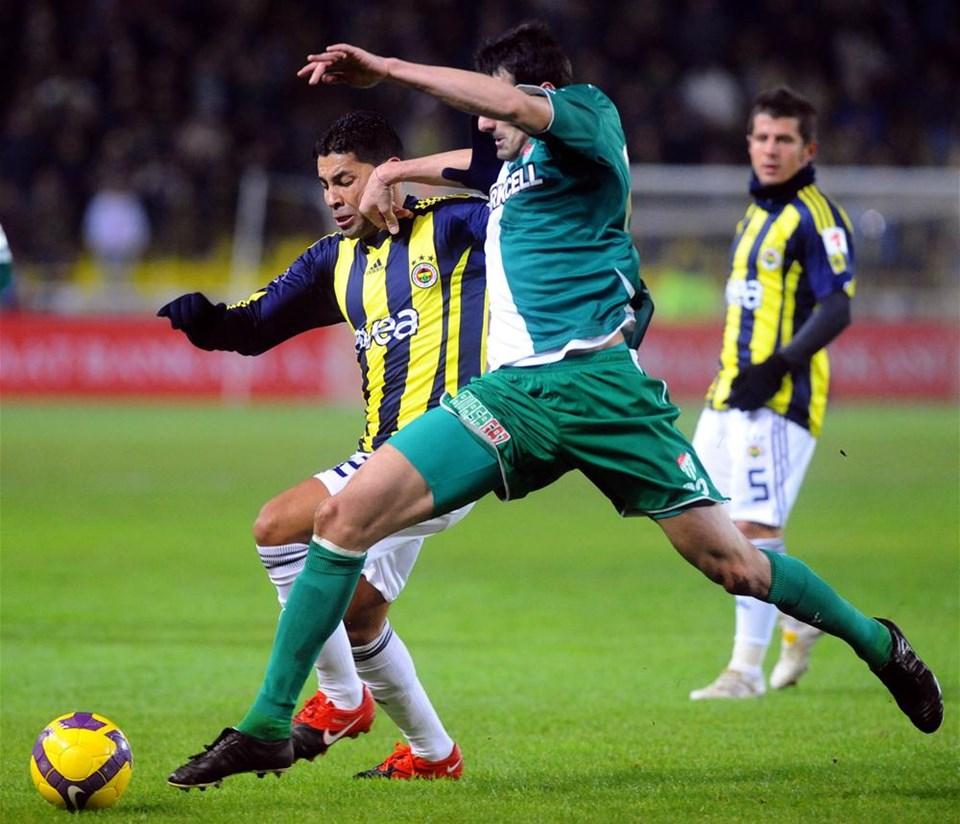 Fenerbahçe: 3 - Bursaspor: 0