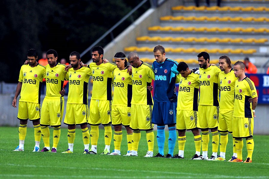 Fenerbahçe: 3 - Twente: 4