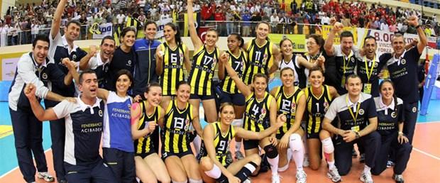 Fenerbahçe Acıbadem dünya şampiyonu!