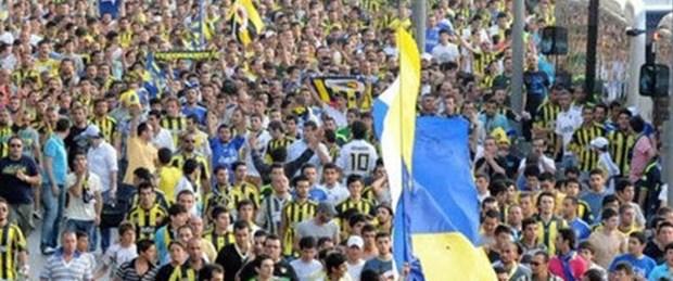 Fenerbahçe 'adalet' için yürüdü