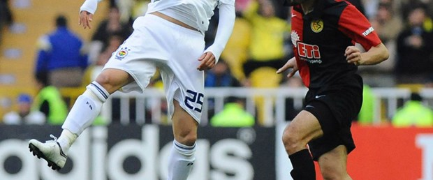 Fenerbahçe az oynadı, öz kazandı: 2-1