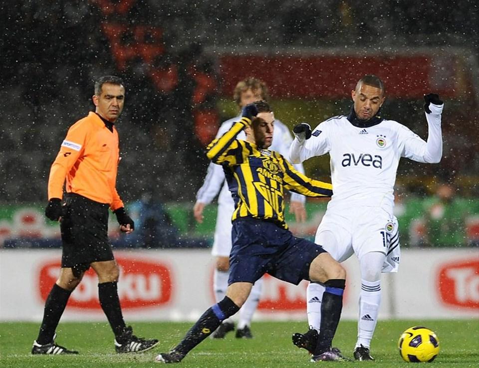 Fenerbahçe buz kesti